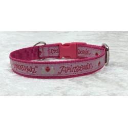 "Hundehalsband "" Prinzessin..."