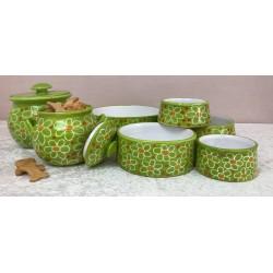 """Keramik - Hundenapf """"Grüne..."""