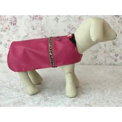 Hunde - Regenmantel Pink