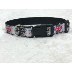 "Hundehalsband  "" GB """